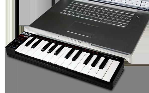 Akai LPK25 25 Key Mini USB MIDI doesn't works - why? - Help